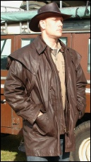 Brown Country Jacket